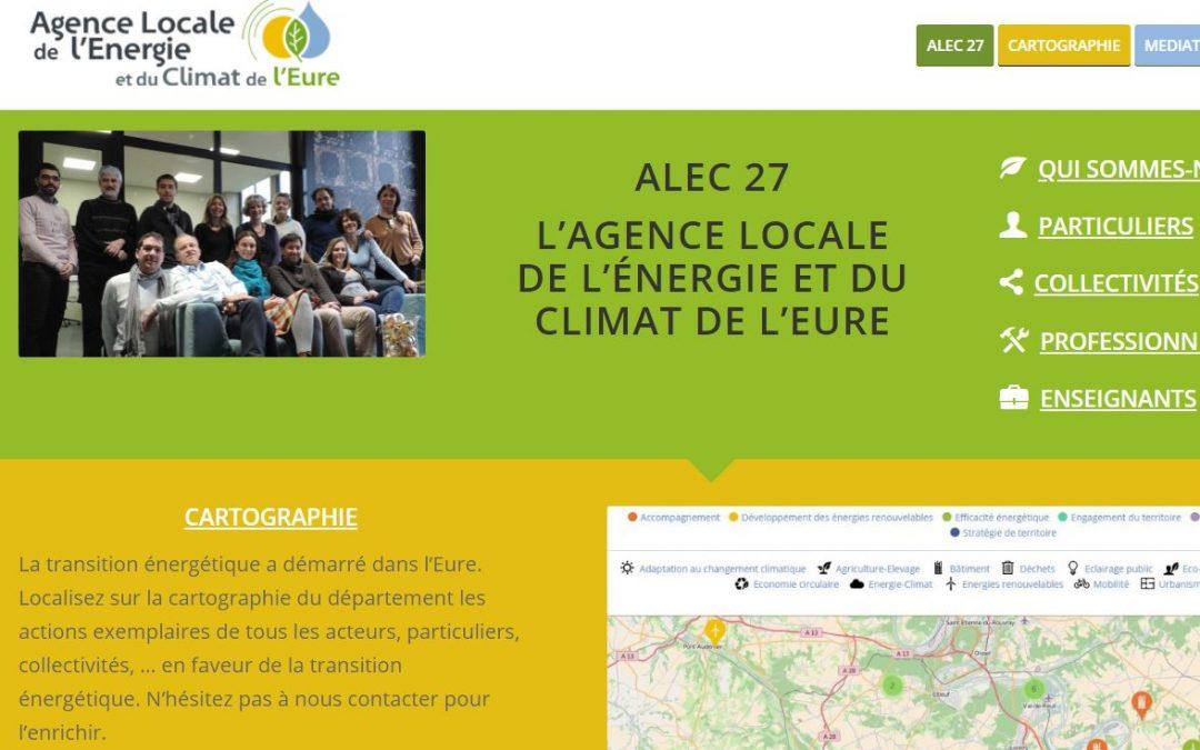 Alec 27, Agence locale de l'énergie et du climat de l'Eure