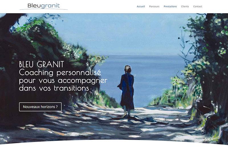 Bleu Granit, coaching personnalisé pour vous accompagner dans vos transitions